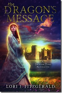 The Dragon's Message book cover