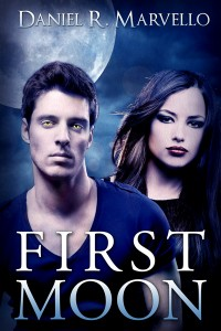 Cover for First Moon