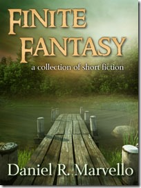 Finite Fantasy Cover