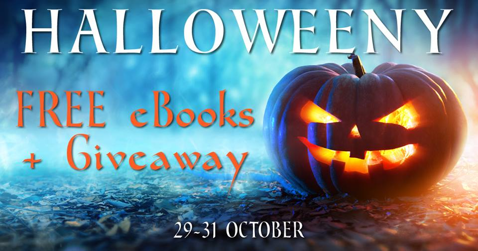 Halloween 2016 Ebook Sale