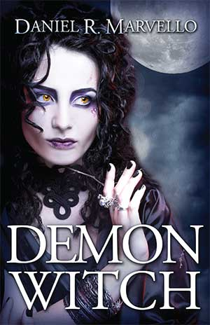 Demon Witch book cover