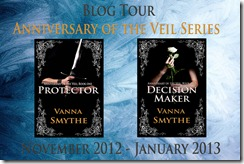 Anniversary of the Veil Blog Tour Badge