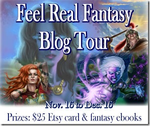 Feel Real Fantasy Blog Tour